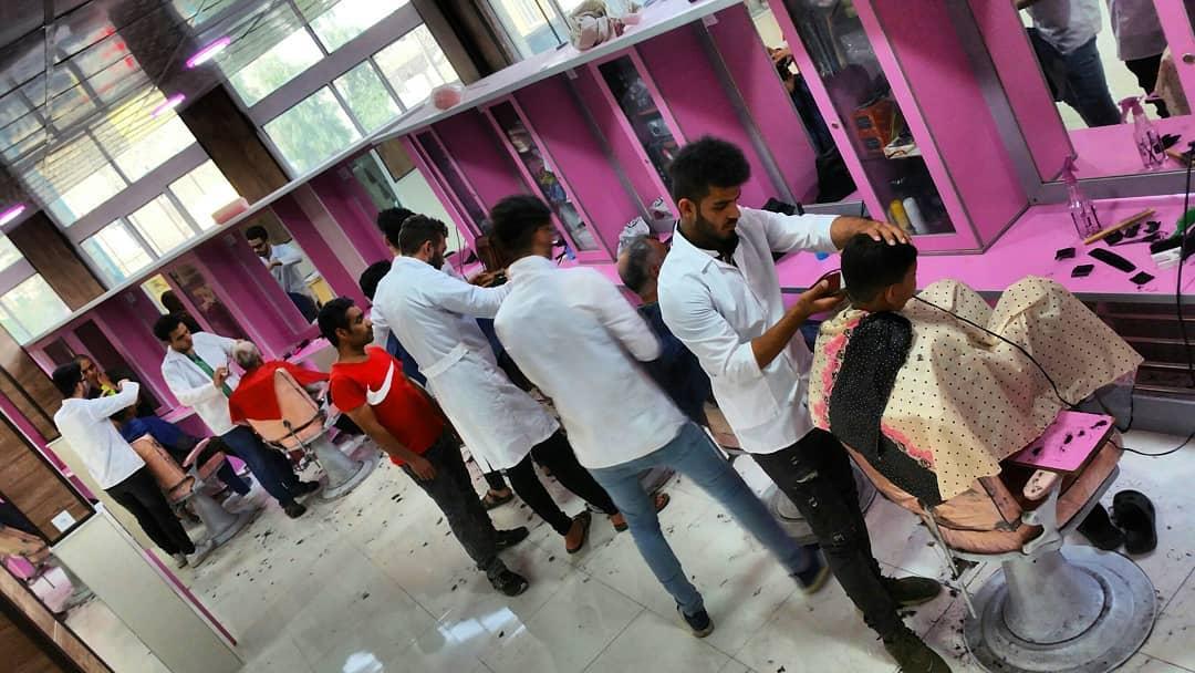 آموزش آرایشگری مردانه 20 در قم