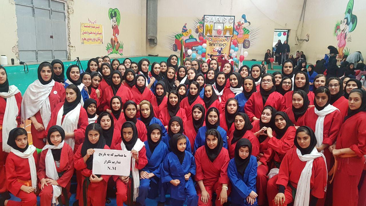 آموزش دفاع شخصی در اصفهان