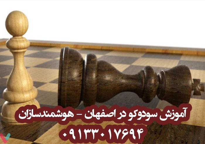 آموزش شطرنج در اصفهان - هوشمندسازان
