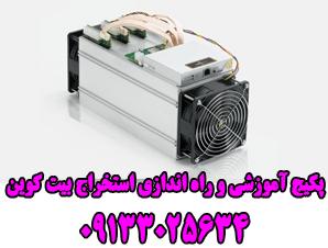 آموزش ماینینگ بیت کوین BITCOIN ، آشنایی با دستگاه های استخراج