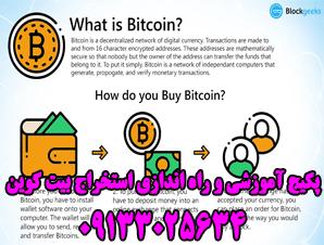 بیت کوین BITCOIN چیست؟