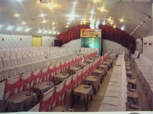 تالار پذیرایی و رستوران سعیدی