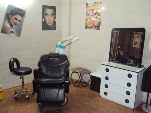 سالن آرایش و زیبایی حوری رخ