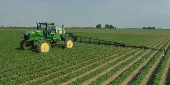صادق اکرامیان - صنعت کشاورزی