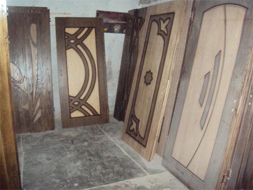 صنایع چوب نقش جهان
