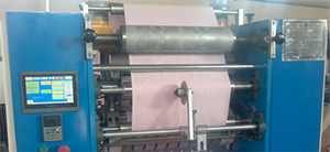 طرح و سازنده انواع ماشین الات تولید دستمال کاغذی چاپ و بسته بندی