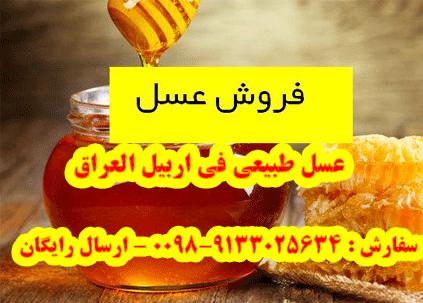 عسل طبيعي في اربيل العراق