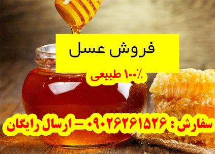 عسل طبیعی در فارسان