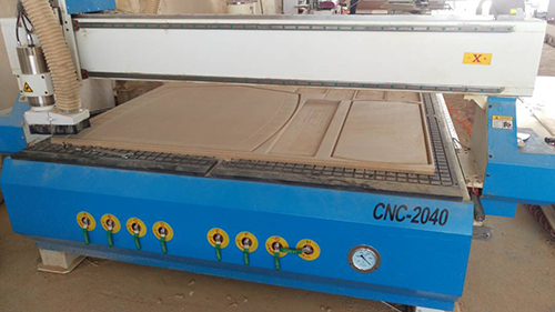 فروش دستگاه سی ان سی CNC چوب در تهران