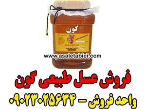 فروش عسل طبیعی گون