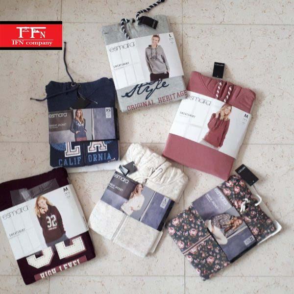 فروش لباس کیلویی مارک المانی