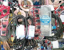 فروش لوازم وقطعات یدکی مختلف خودروها
