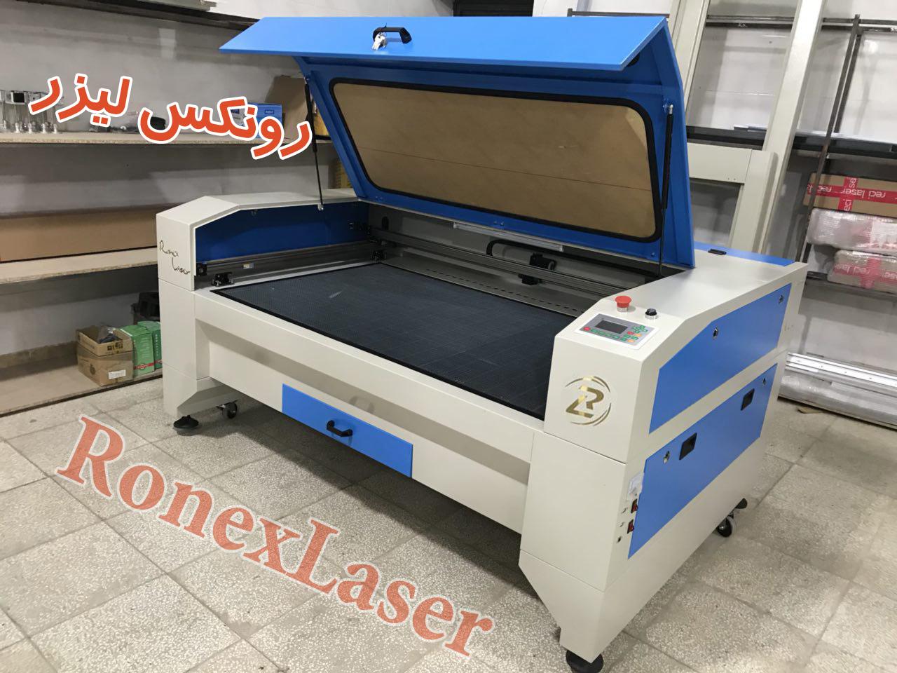 فروش و تحویل فوری لیزر حکاکی غیر فلزات