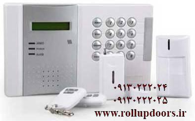 فروش- نصب و اجرای سیستم های اعلام سرقت اماکن و دزدگیر