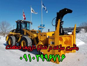 ماشین سازی در صنایع دارویی اصفهان