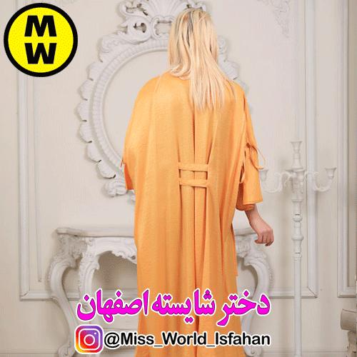 مانتو های ایرانی در اصفهان