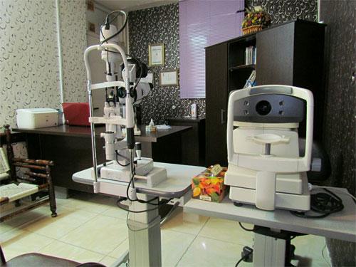 مرکز معاینه چشم پرنسس