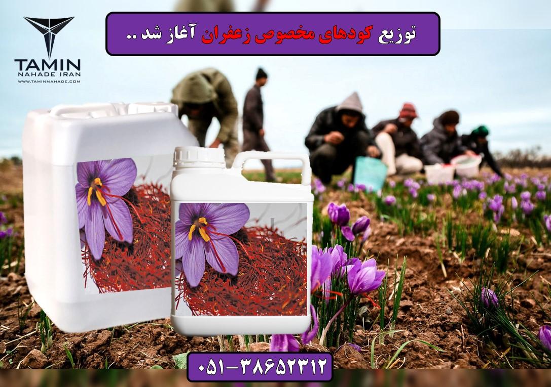 کود زعفران.Saffron fertilizer.قیمت کود زعفران.کود در مشهد زیر قیمت
