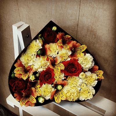 گل فروشی توتیا - گل فروشی در اصفهان