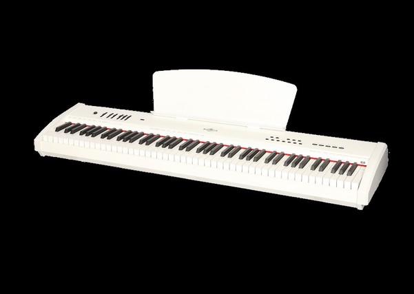 پیانو دیجیتال P10 برگمولر -قابل حمل