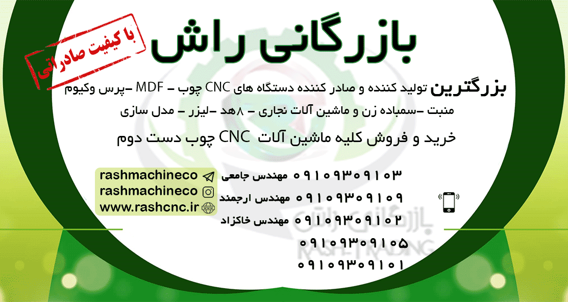 iran mdf machine